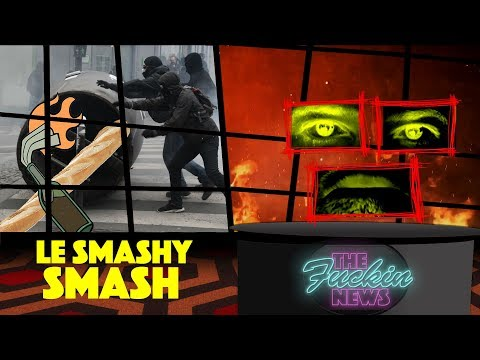 TFN #5: Le Smashy Smash