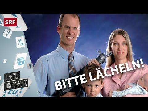 Waffengesetz: Waffen In Der Schweiz | Late Update Mit Michael Elsener