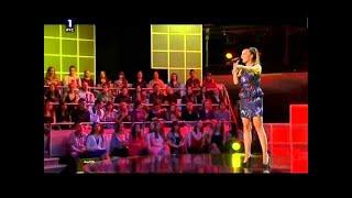 Ivana Selakov - Moje je ime sreca - (Live) - Pesma bez granica - (TV RTS 2013)