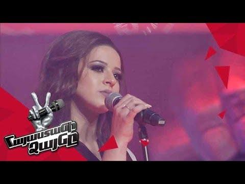 Marusya Khachatryan sings 'Սեր' – Knockout – The Voice of Armenia – Season 4