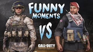 Modern Warfare Remastered - 1v1 ME BRO! (Funny Moments)