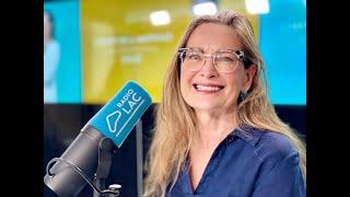 Anne-Shelton Aaron, membre des Democrats Abroad.