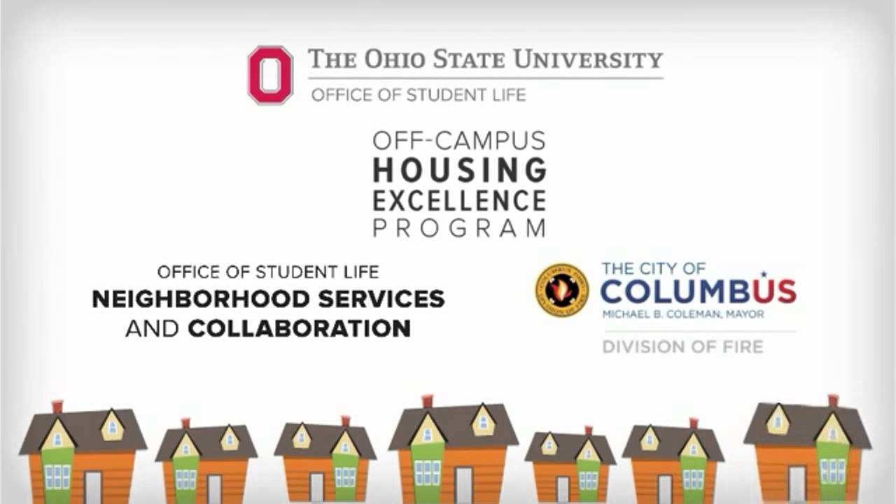 off-campus housing excellence program - youtube