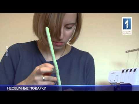Одесские рукодельницы мастерят неувядающие подарки к 8 марта