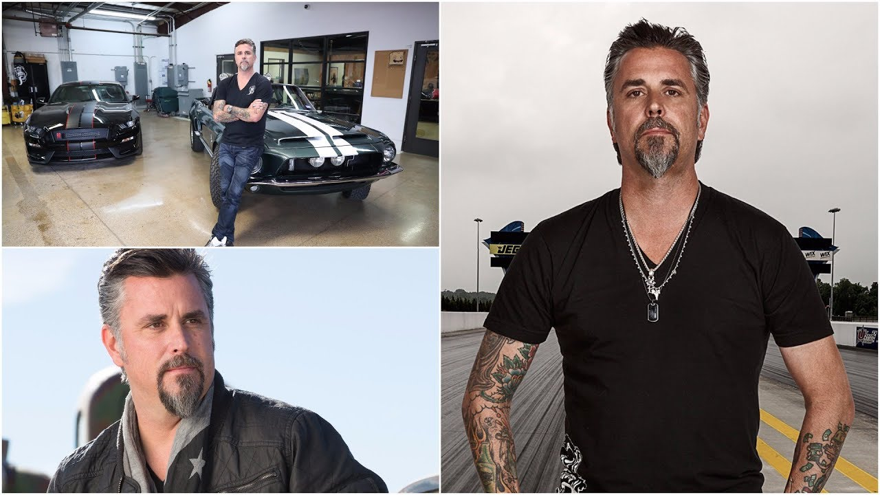 Richard Rawlings Net Worth Wife Spouse Daughter Age Cars