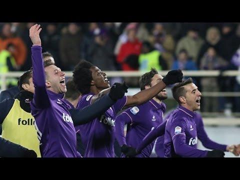 INTER FA 5! - IMPRESA FIORENTINA: JUVE K.O.  (BAR SPORT: 20)