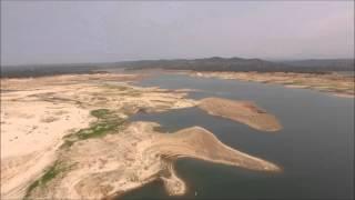 DJI Inspire 1 Folsom Lake Drought 9 11 2015