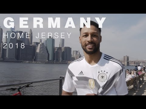 Germany 2018 Home Jersey