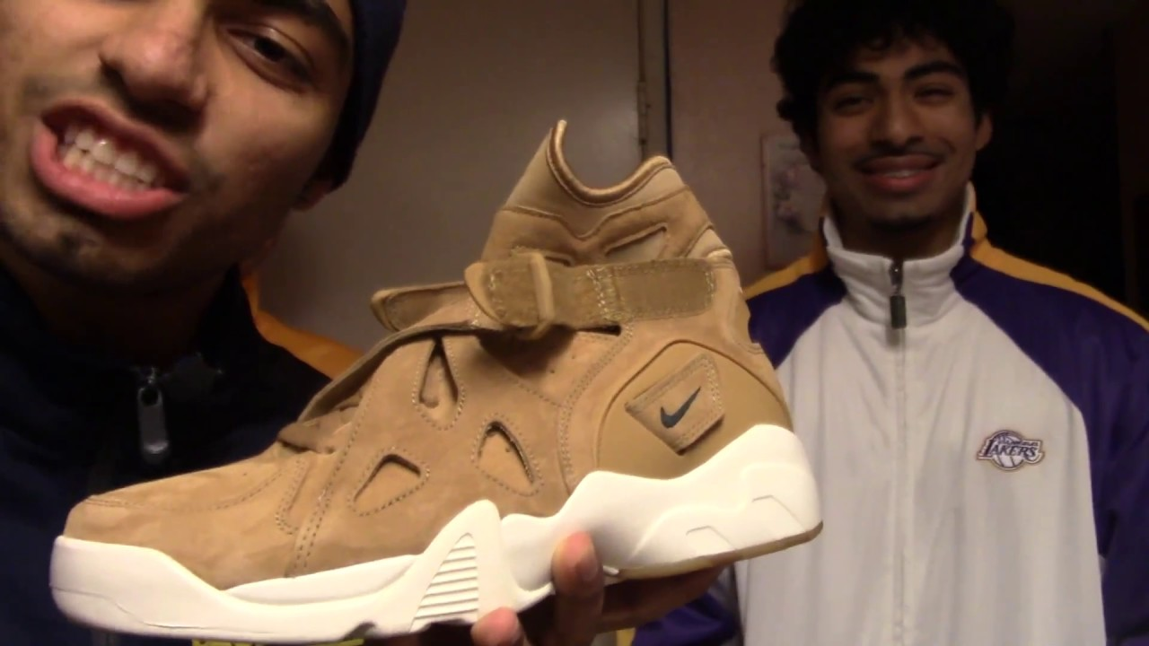 san francisco 074c2 7e038 Nike Air Unlimited WheatFlax Review On Foot