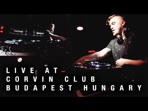 Spartaque Live @ Corvin, Budapest, Hungary