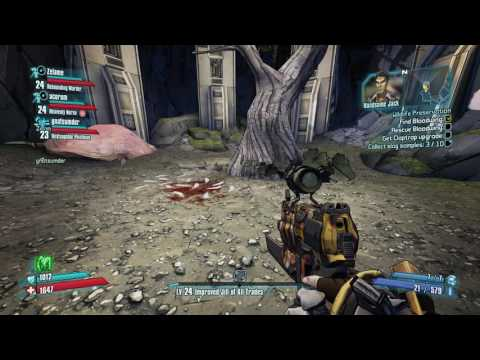 Borderlands 2:  So Many Loaders