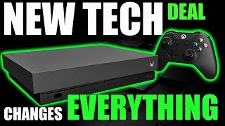 NEW Xbox Tech Changes Console Gaming Forever | Razor Xbox Mouse And Keyboard Coming - Xbox News