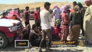 الحشد المسيحي.. مشهد جديد لغياب الدولة العراقية