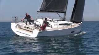 Yachting Monthly's Elan 400 test