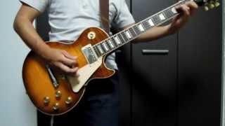 【K-ON!】 Tsubasa wo kudasai Guitar Cover