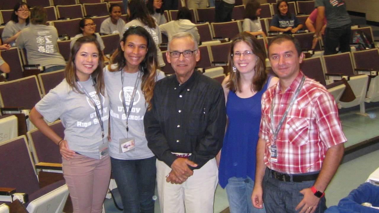 UTRGV 2016 HIGH Scholars Program