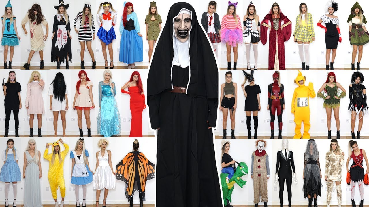 50 Costume Ideas