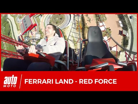 Ferrari Land [TEST] : notre reportage sur les attractions (PortAventura)