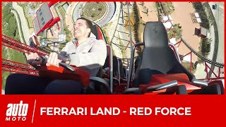 Download Video Ferrari Land [TEST] : notre reportage sur les attractions (PortAventura) MP3 3GP MP4