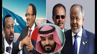 Wararka Caalamka: Xogtii Ugu Dambeysay ee Heshiisyadda Itoobiya, Somalia, Jabuuti-Eriteria & Carabta