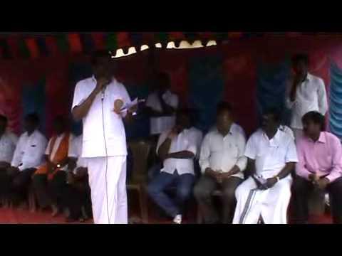 Hindu Munnani Hosur Vinayagar Sathurthi Meetting 2013 V S SenthilKumar speech by R R Murrugesan,+91