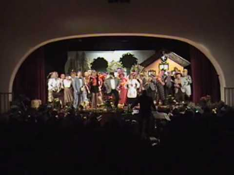 Coro Orpheus - Al Cavallino bianco - Al Salzkammergut