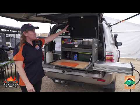 Top End Camp Kitchen at the Sydney 4WD & Adventure Show
