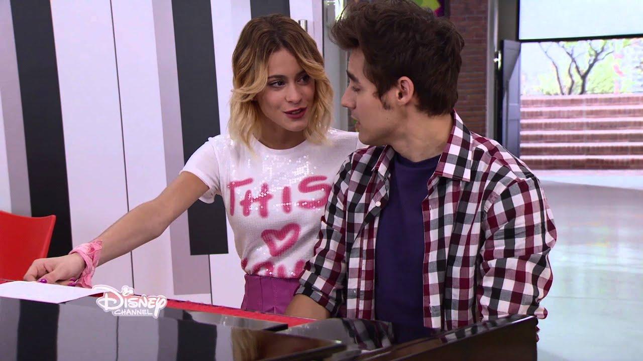 Violetta saison 3 amor en el aire pisode 9 - Violetta chanson saison 3 ...