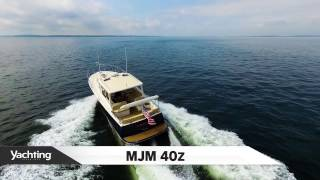 Yachting Magazine Review Of MJM Yachts 40z