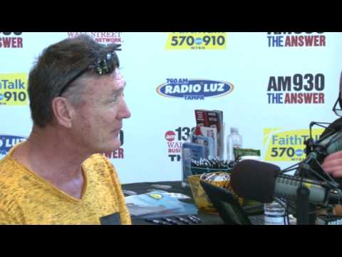 DAVID JACO RADIO INTERVIEW