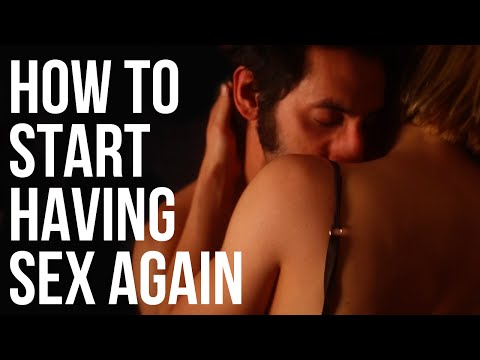 Bring Sex Back Into Your Relationship With Sensate Focusing