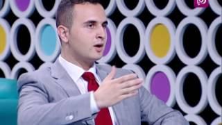 معتز الجعفري، يوسف عزيزة وهديل المغربي - فكرة مكتب خدمة مجتمع الجامعة للشؤون القانونية