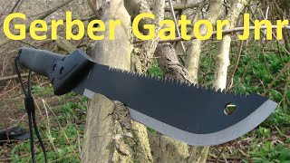 gerber Gator Machete Jnr Review