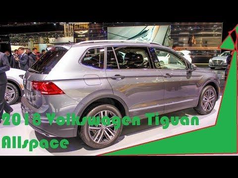 TOP In 2017 Volkswagen Tiguan Allspace