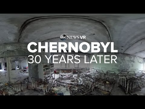 Chernobyl 30 Years Later #360Video | ABC News