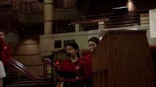 "Iowa Youth Choir ""Follow the Drinking Gourd"""