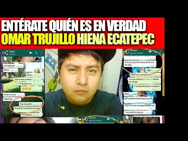 """Seguimiento del caso """"La Hiena de Ecatepec# ¿Dónde está Omar Trujillo?"""