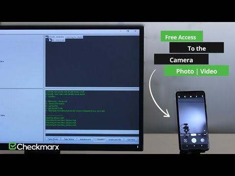Angela - VIDEO: Do you have an ANDROID PHONE? Hackers can access your camera.