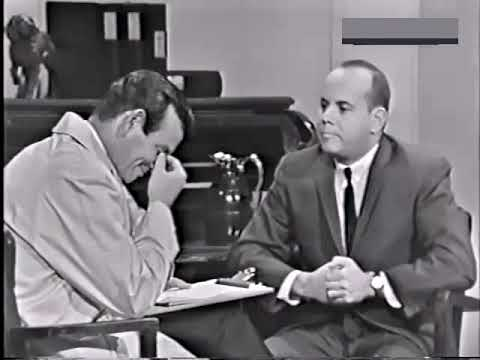 The comedy team of David Janssen and Tim Conway