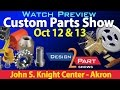 Contract Manufacturing Show - Akron OH - Design 2 Part Show