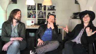 Drive Like Maria interview - Bjorn, Nitzan en Bram (deel 2)