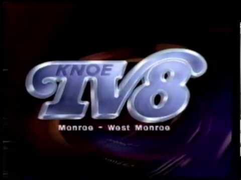 KNOE TV-8 Sign Off 1994