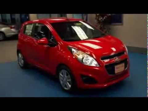chevy spark owners manual 2014