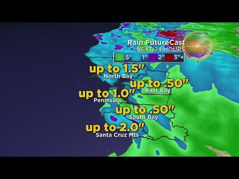 Monday Evening Forecast With Brian Hackney