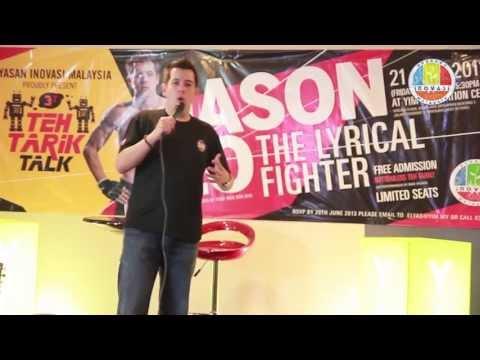 Teh Tarik Talk III: The Lyrical Fighter by Jason Lo
