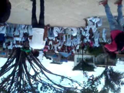 PRESENTACION EN COLEGIO DE TUMACO BLACK URBANO FEAT RENACIENTES SALSA