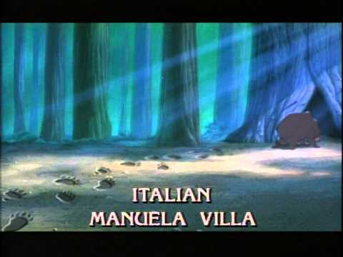 DVD Bonus - Colors of the Wind Official Multilanguage