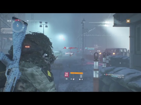THIS CITY CAN'T HOLD US | The Division Episode 2, Co-Op Fun w/ Jush987