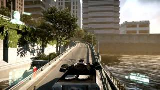 Crysis 2: Walkthrough - Mission 3 - Road Rage - Let's Play (Gameplay/Commentary) [Xbox 360]