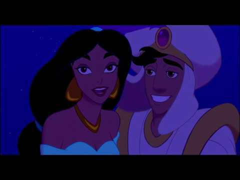 Aladdin - A Whole New World (Norsk/Norwegian) [HD]